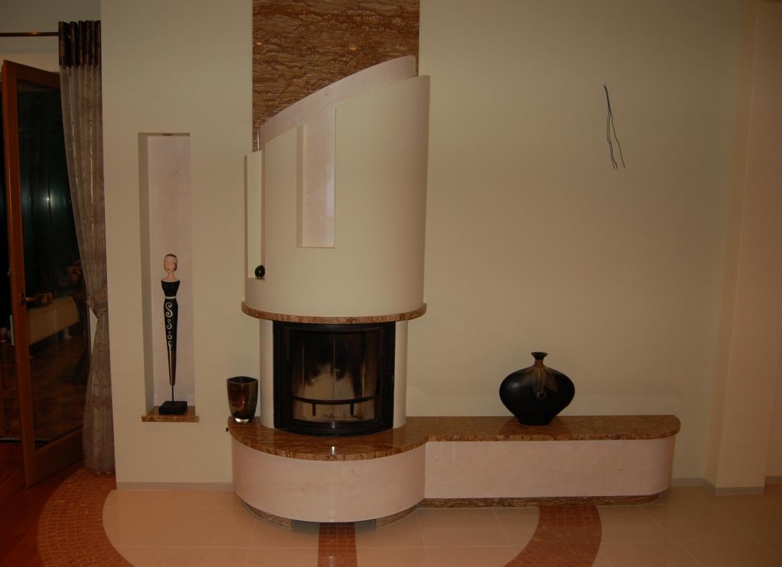 kominek nowoczesny nowoczesna obudowa kominkowa n06