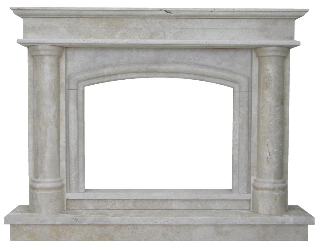 portal kominkowy Boston