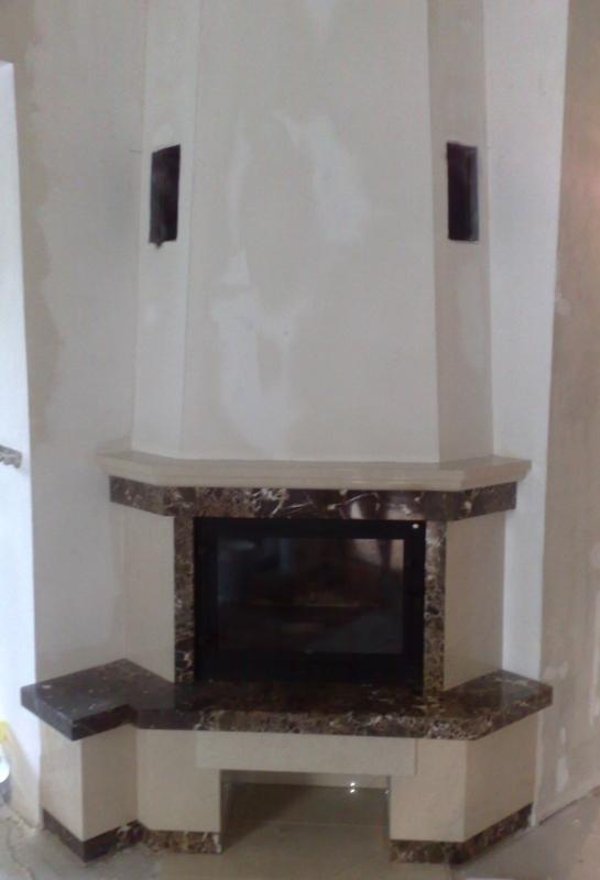 kominek tradycyjny t15