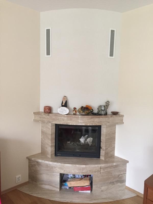 kominek tradycyjny t62 klasyczny kominek rustykalny obudowa kominkowa
