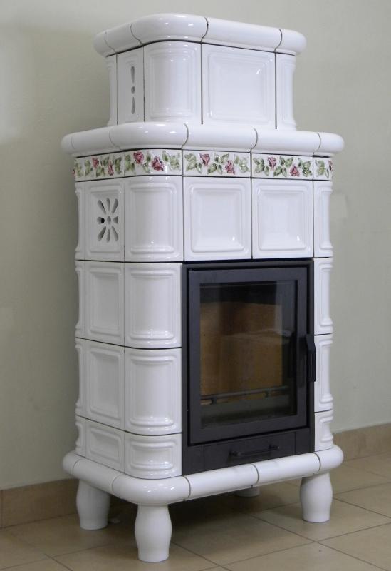 kominek tradycyjny t70 klasyczny piec kominek kaflowy