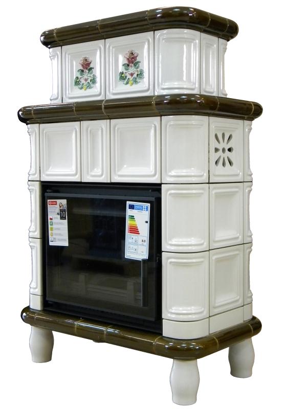 kominek tradycyjny t89 klasyczny piec kominek kaflowy