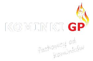 logo kominki GP Kraków